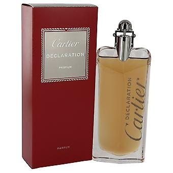 DECLARATION by Cartier Eau De Parfum Spray 3.3 oz / 100 ml (Men)
