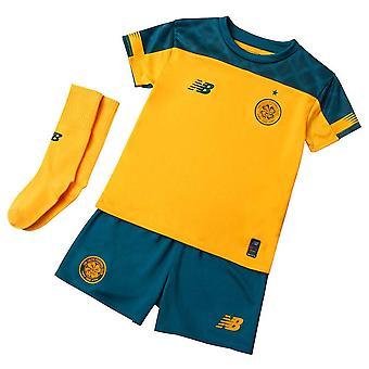 2019-2020 Celtic Away Little Boys Mini Kit