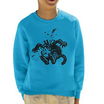 Krazy Kat LEAP barne genser