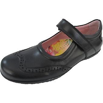 Petasil Girls Expo 3 Zapatos Escolares Negro E Fitting