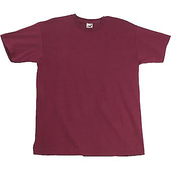Fruit Of The Loom - Mens Super Premium Tee T-Shirt