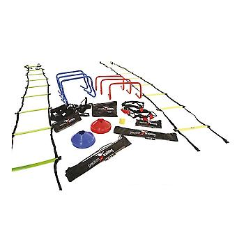 Precision Training Coaching Sports Ultimate Speed Agility Set Kit