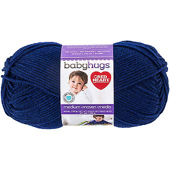Red Heart Baby Hugs Medium-Blueberry E404-4801
