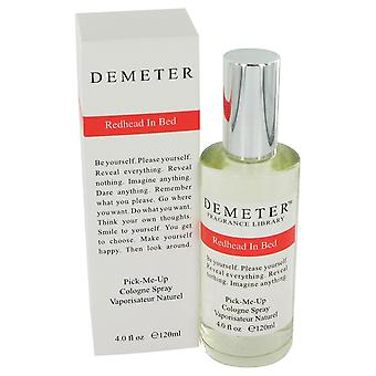 Redhead In Bed By Demeter Pick Me Up Cologne Spray 120ml