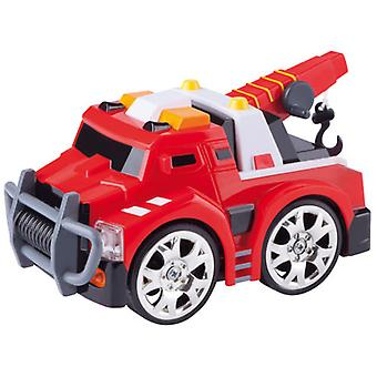 Buddy Toys RC Red Truck (Toys , Vehicles And Tracks , Radiocontrol , Land)