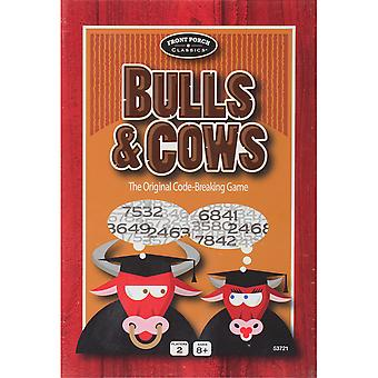 Front Porch Classics Bulls & Cows Game-  53721