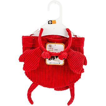 Crab Dog Costume-Extra Small/Small 103723