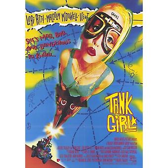 Tank Girl Movie Poster (11 x 17)