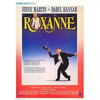 Постер фильма Роксана (11 x 17)