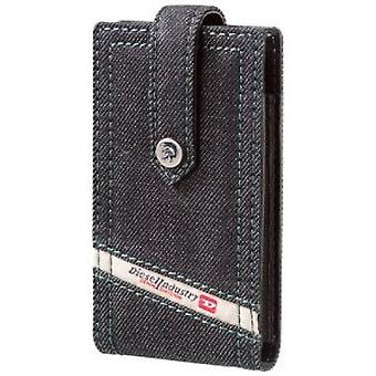 Diesel Flip Tasche New Thoreau Denim iPhone 3G/ 3GS/ 4/ 4S