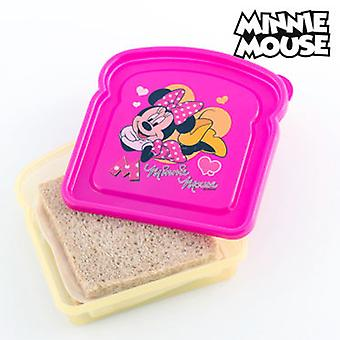 Big Buy Disney Minnie holder Sandwich (Toys , School Zone , Accessories)