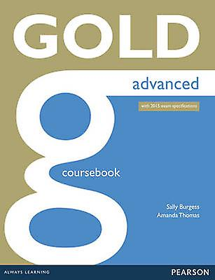 or Advanced Coursebook by Sally Burgess