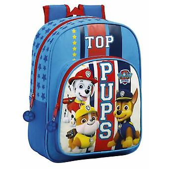 Safta Mochila Infantil Adaptable Carro Paw Patrol Top Pups