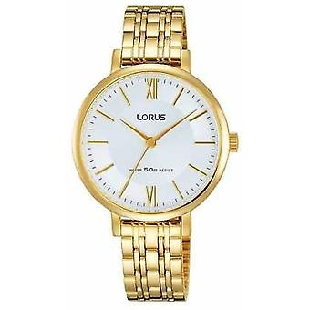 Lorus Ladies Gold Plated RG288LX9 Watch