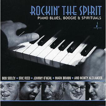 Rockin' the Spirit - Piano Blues Boogie & Spirituals [SACD] USA import