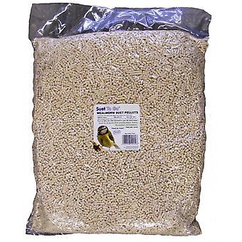 Oksetalg gå oksetalg Pellets Mealworm12.75kg