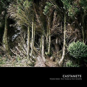 Castanets - Texas Rose Thaw & the Beasts [Vinyl] USA import