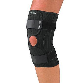 Mueller elastisk knæ bandage - sort