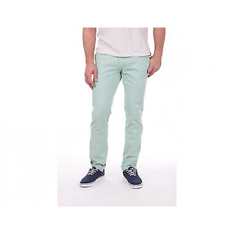 Bellfield 5-lomme mænds Chinohose Green