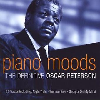 Piano Moods: Definitive Collection by Oscar Peterson
