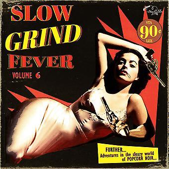 Forskellige kunstner - langsom male feber 6 [Vinyl] USA importerer