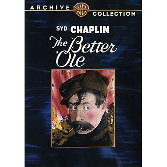 Bedre Ole [DVD] USA importere