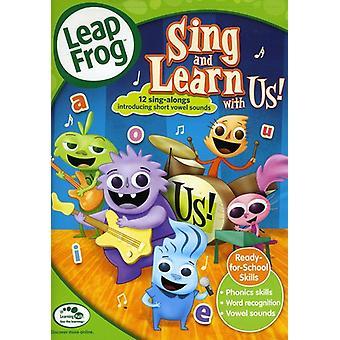 Sing & lernen bei uns [DVD] USA importieren