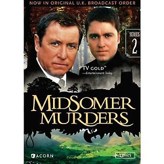 Midsomer Murders: Series 2 [DVD] USA import