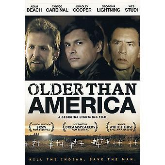 Oudere dan Amerika [DVD] USA import