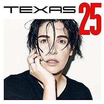 Texas - Texas 25 [CD] USA importerer