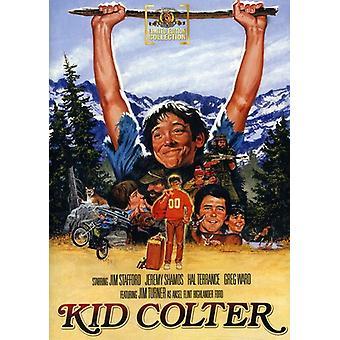 Importación de cabrito Colter [DVD] los E.e.u.u.