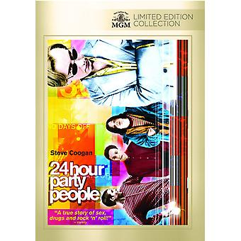 24 hour Party People [DVD] USA importeren
