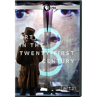 : 21 Kunst in Twenty - First Century - Staffel 8 [DVD] USA import