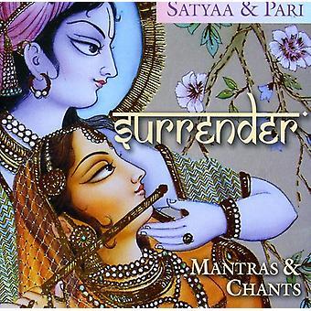 Satyaa & Pari - Surrender [CD] USA import