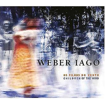 Weber Lago - Os Filhos Do Vento: Børn af vinden [CD] USA importen