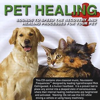 Zwierzęta domowe są uzdrowienia - przywóz Pet Healing [CD] Stany Zjednoczone Ameryki