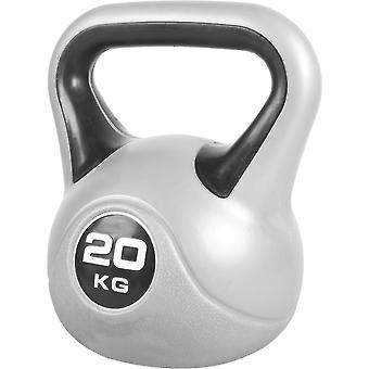 Kettlebell Stylish Kunststoff 20 kg