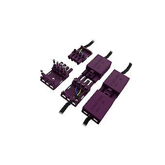 Scatola di giunzione di LED Robus Swift 4 Pin connettore Pluggable