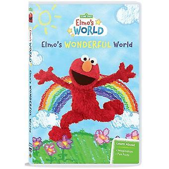 Elmo's World: Elmos vidunderlige verden [DVD] USA import