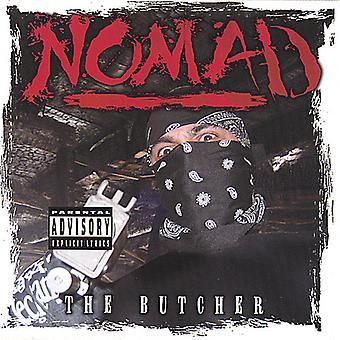 Nomad - slager [CD] USA importeren