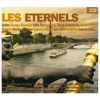 Les Eternels - Les Eternels [CD] USA import
