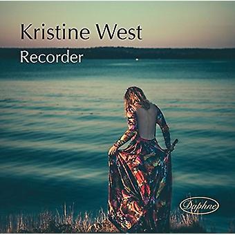 Forskellige kunstner - Recorder [CD] USA importerer