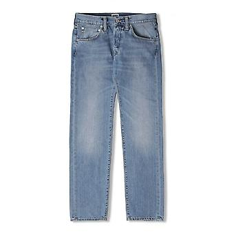 Edwin Jeans ED-55 Regular Tapered Jeans (Dusky Light Wash)