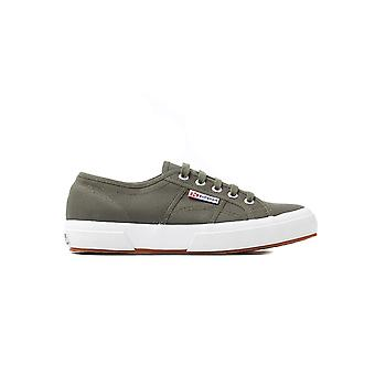 Women's 2750 Cotu Classics Canvas Trainers - Sherwood