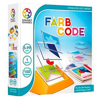 Smart Games Colour code (Toys , Boardgames , Logic And Ingenuity)