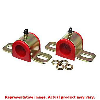 Energy Suspension Sway Bar Bushing Set 9.5168R Red Fits:UNIVERSAL 0 - 0 NON APP