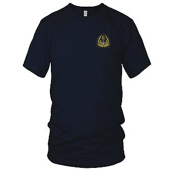ARVN laivasto ankkuri Insignia - Hai Quan - sotilaallinen merivoimien Vietnamin sodan kirjailtu Patch - Miesten T-paita