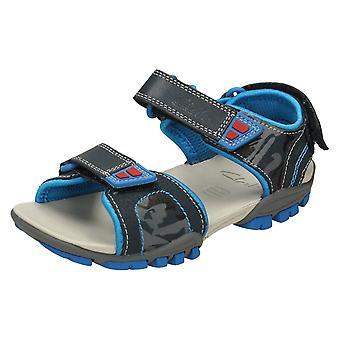 Boys Clarks Sandals Zalmo Go