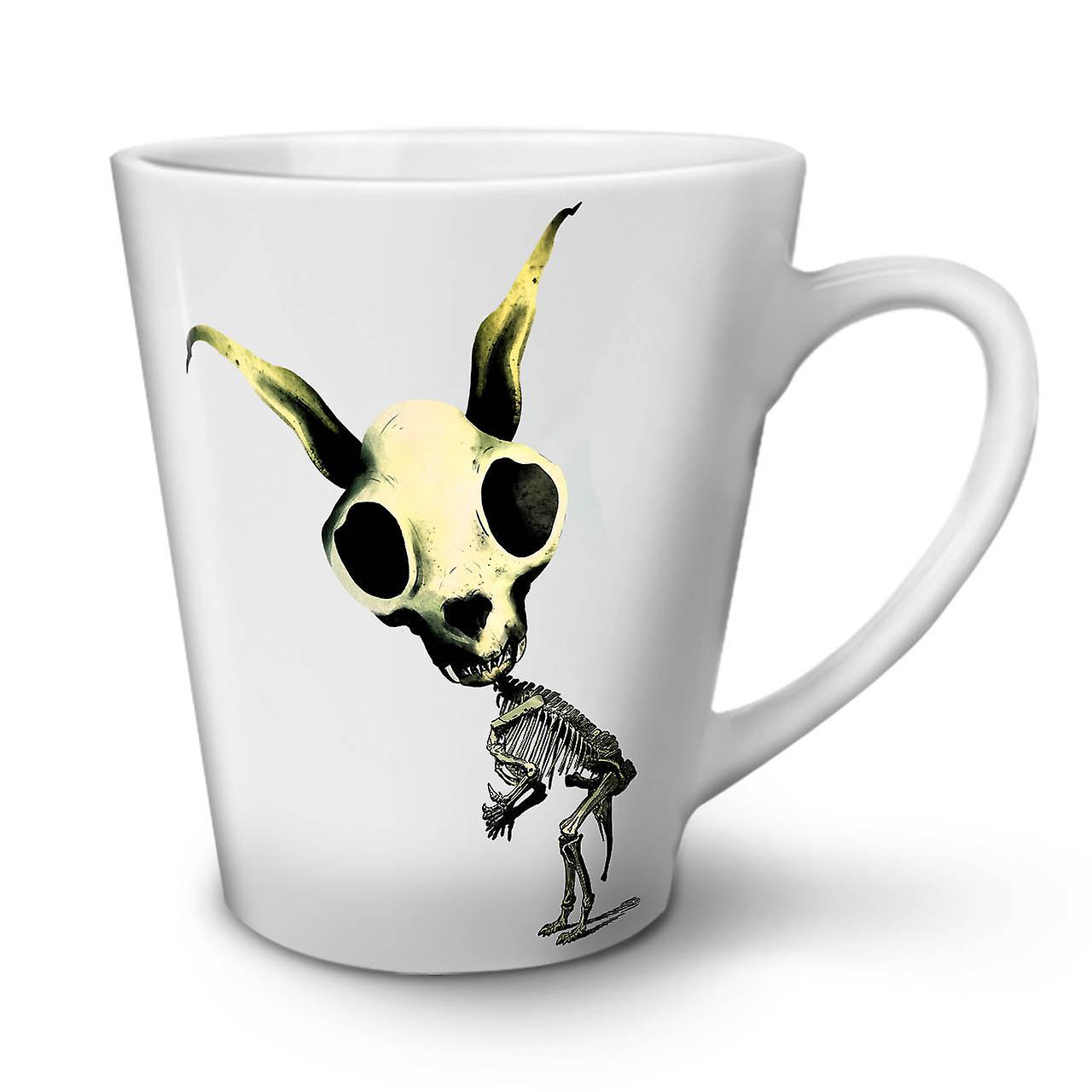 Nouvelle Café Latte Blanche Lapin La Tasse En 12 Mort Céramique OzWellcoda Affronter CxBsQthrod