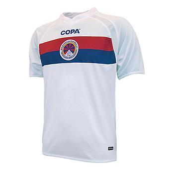 2011-12 Tibet Copa borte fotball skjorte